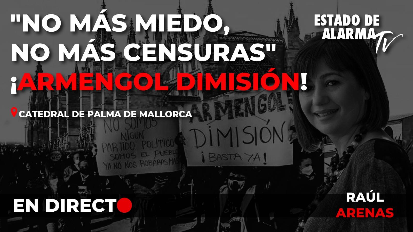 EN DIRECTO | Finaliza la manifestación