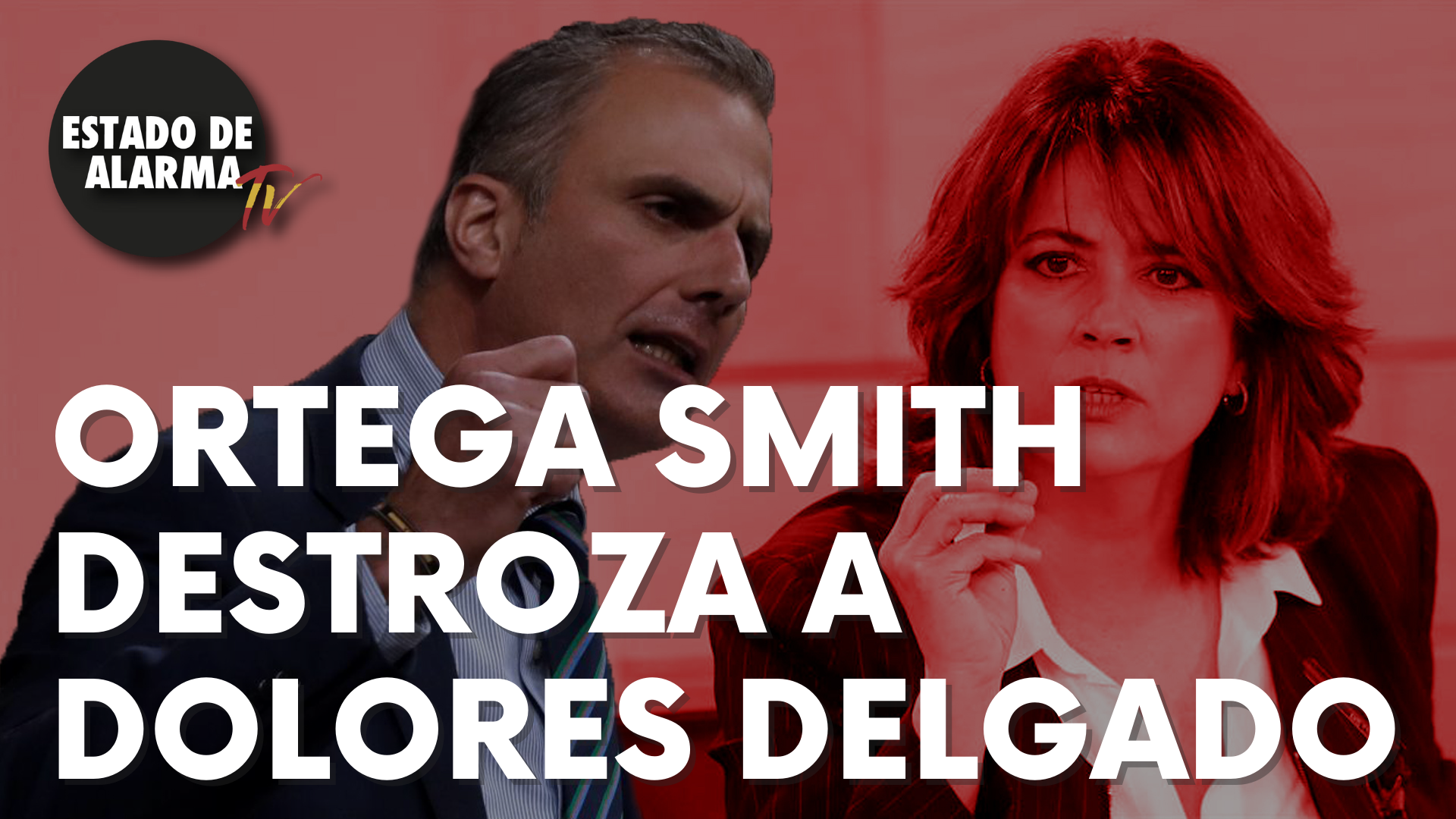Ortega Smith destroza a la Fiscal General Dolores Delgado