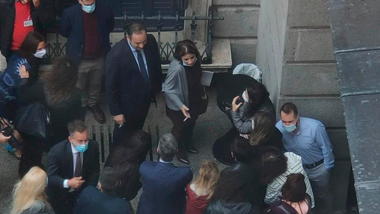 La foto de la vergüenza que ha indignado a los españoles