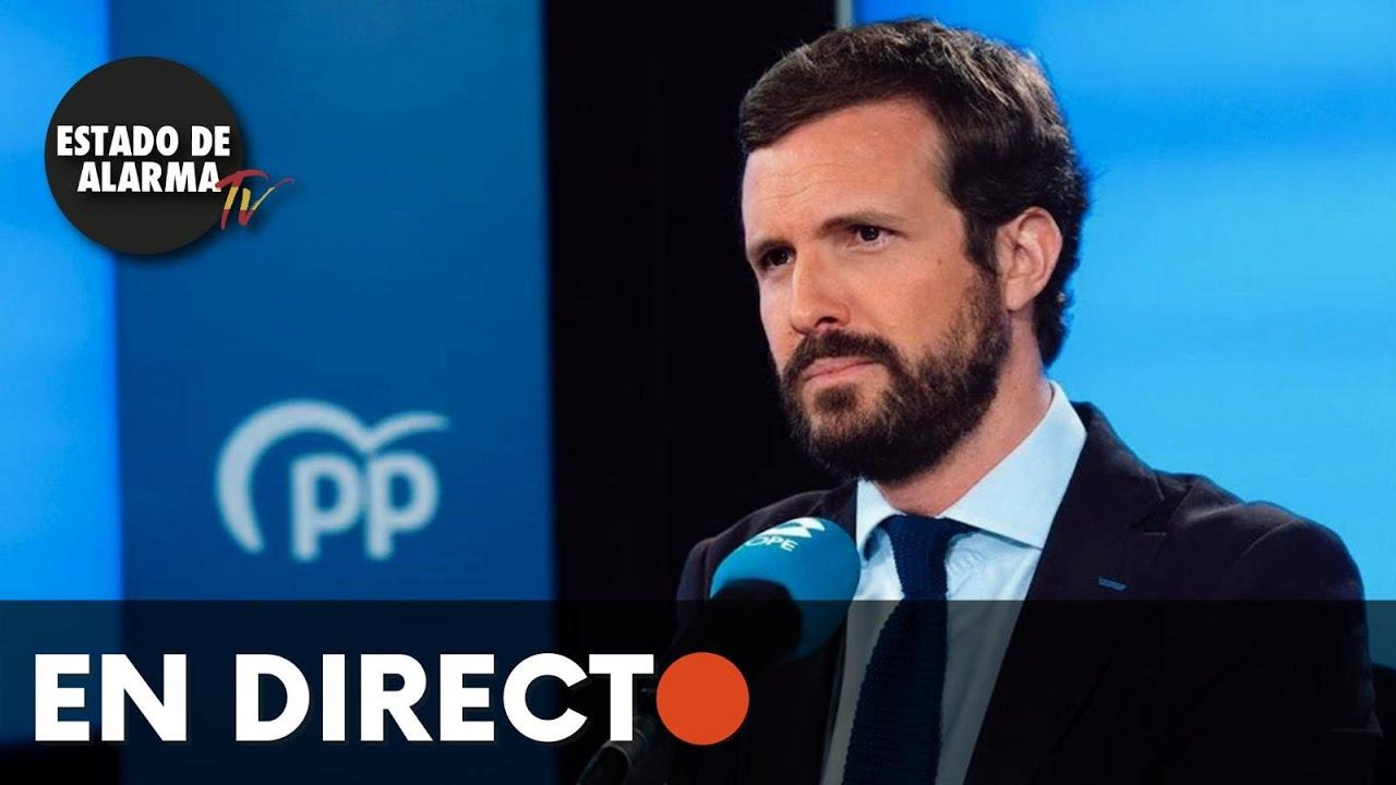 DIRECTO | Pablo Casado inaugura el XV Congreso Nacional de Nuevas Generaciones