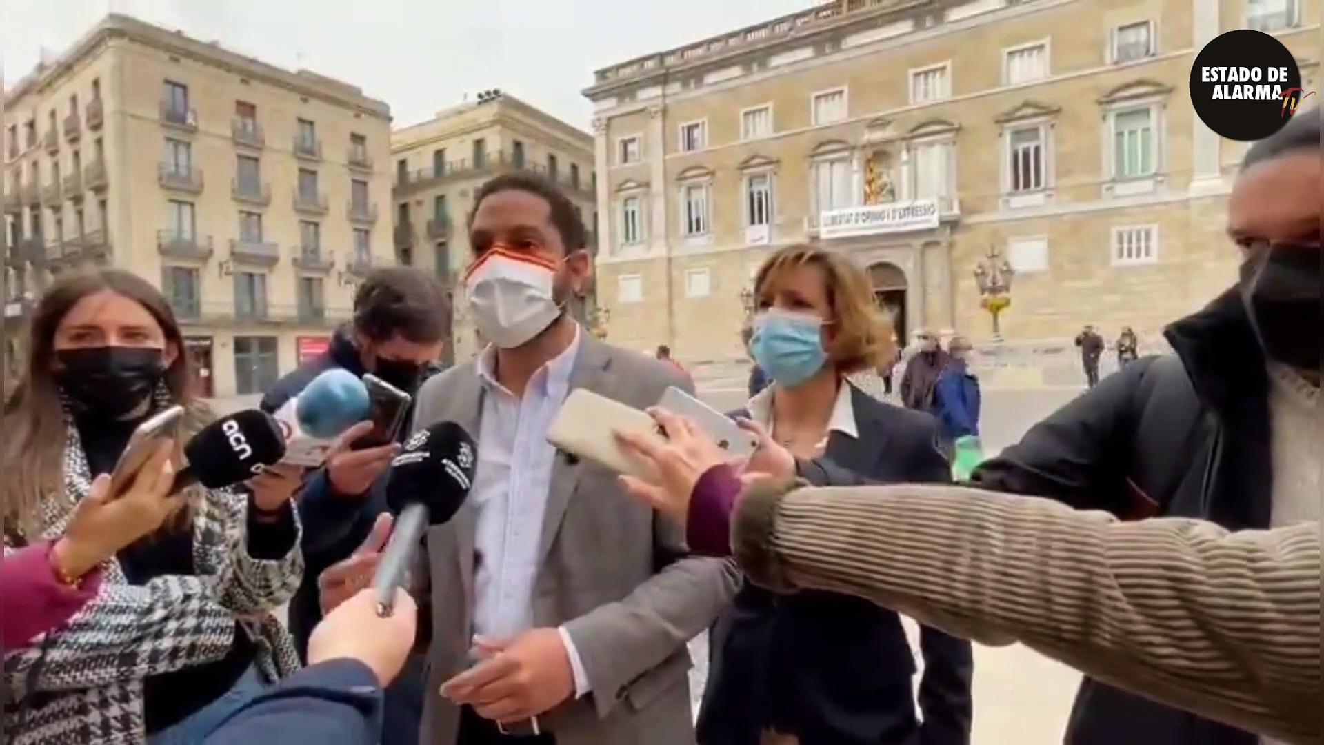 Vox acorrala a los terroristas callejeros en Cataluña