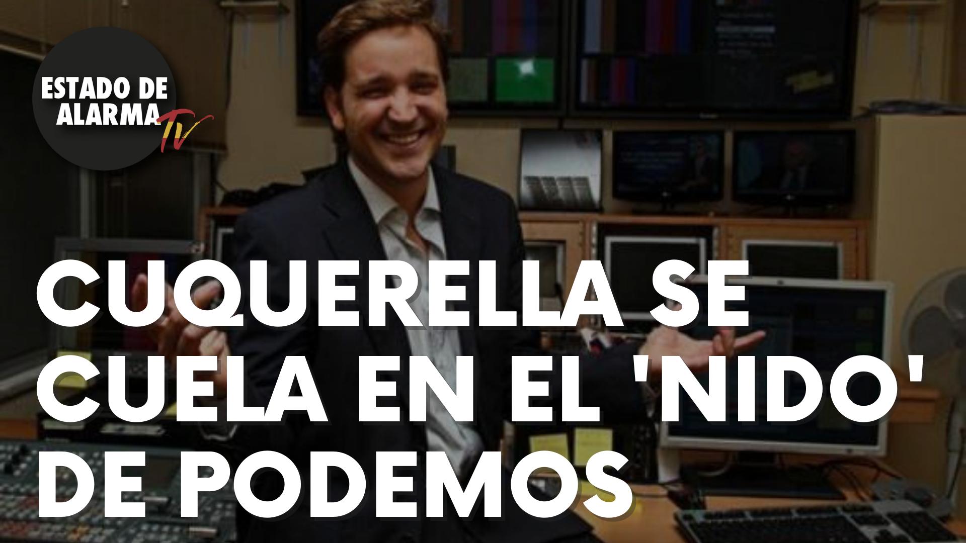 Marcial Cuquerella se cuela en el 'nido' de Podemos