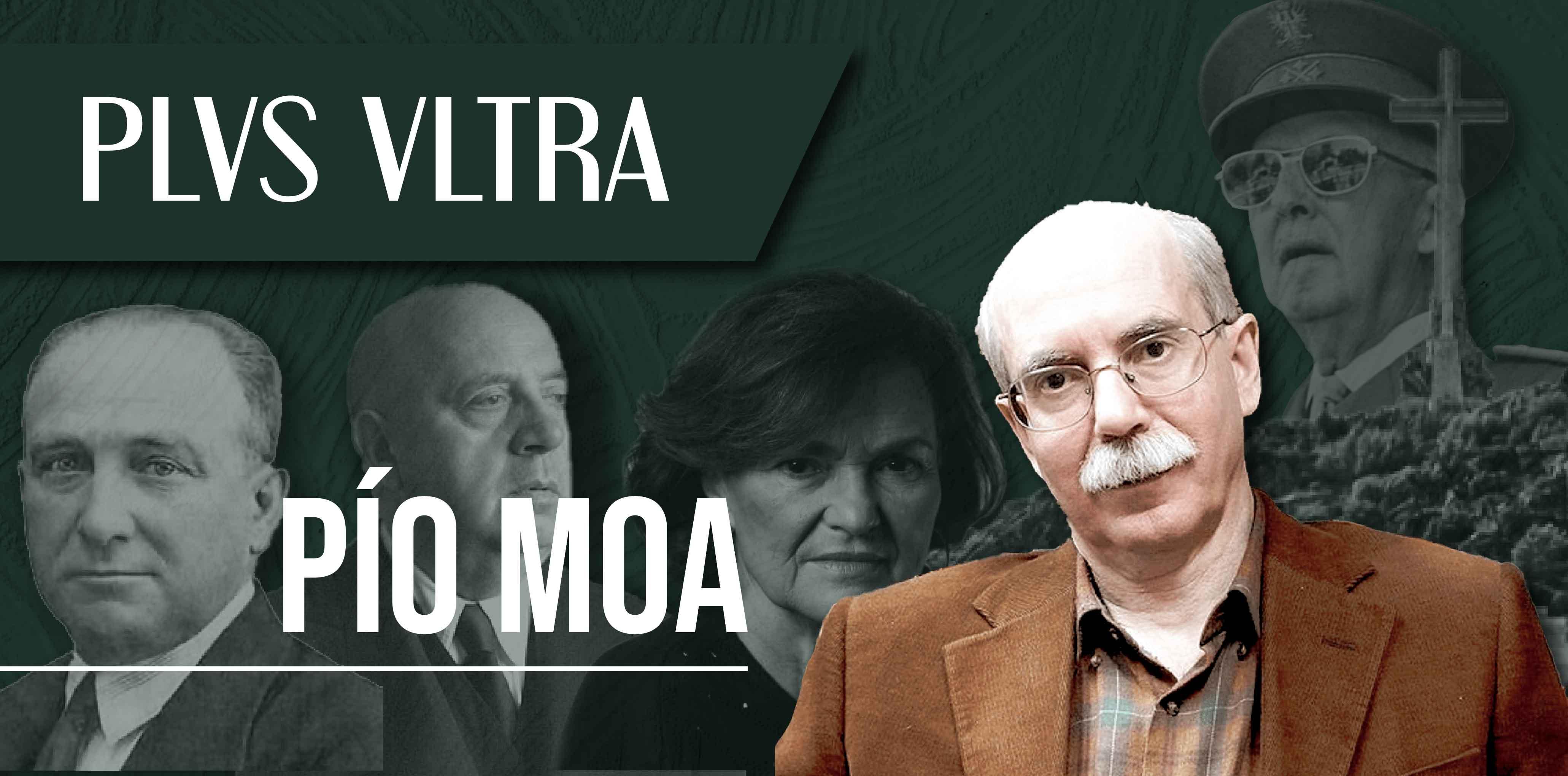 Plvs Vltra con Pío Moa