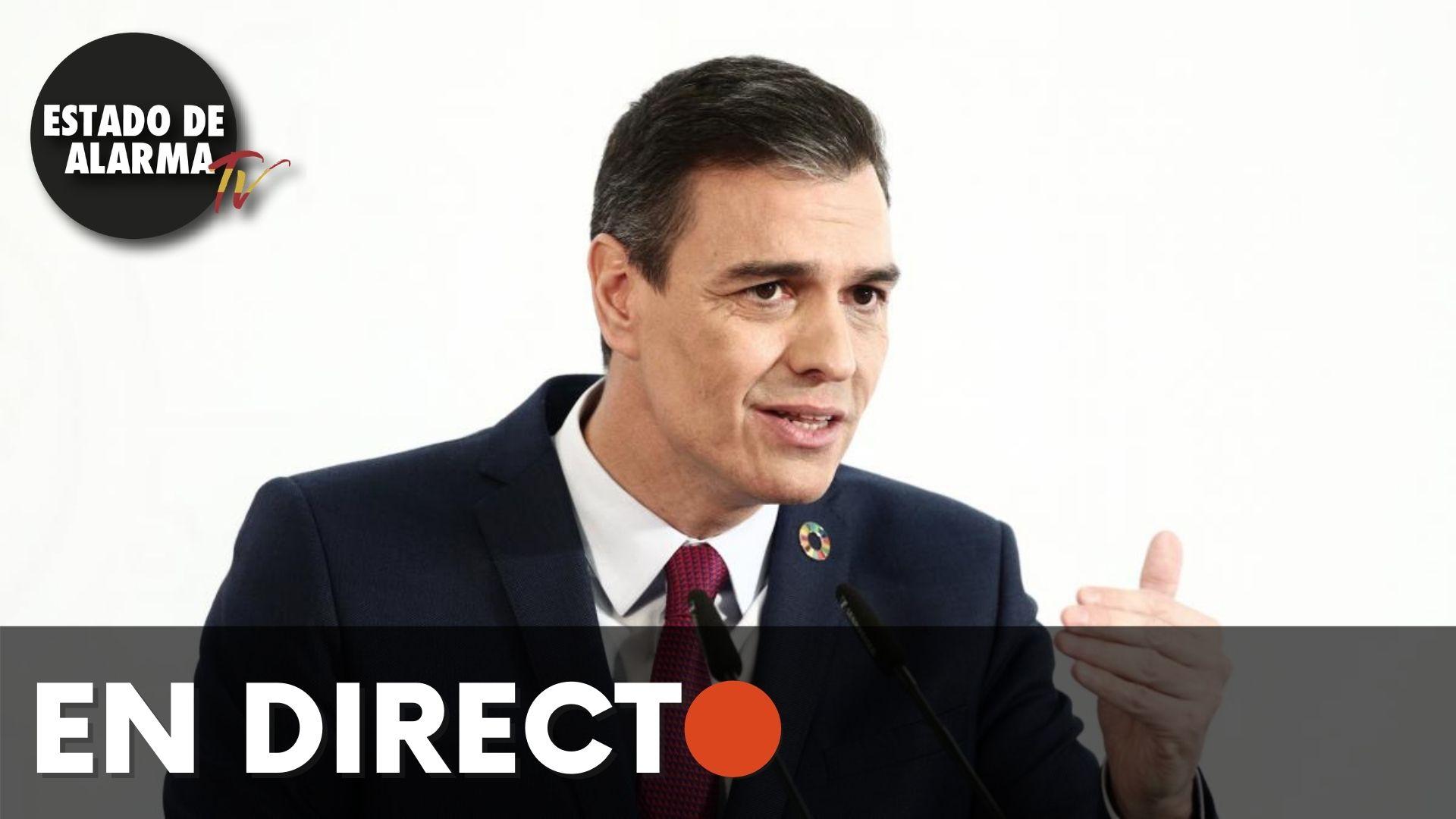 EN DIRECTO | Pedro Sánchez presenta en Zaragoza el Plan de Recuperación, Transformación y Resiliencia