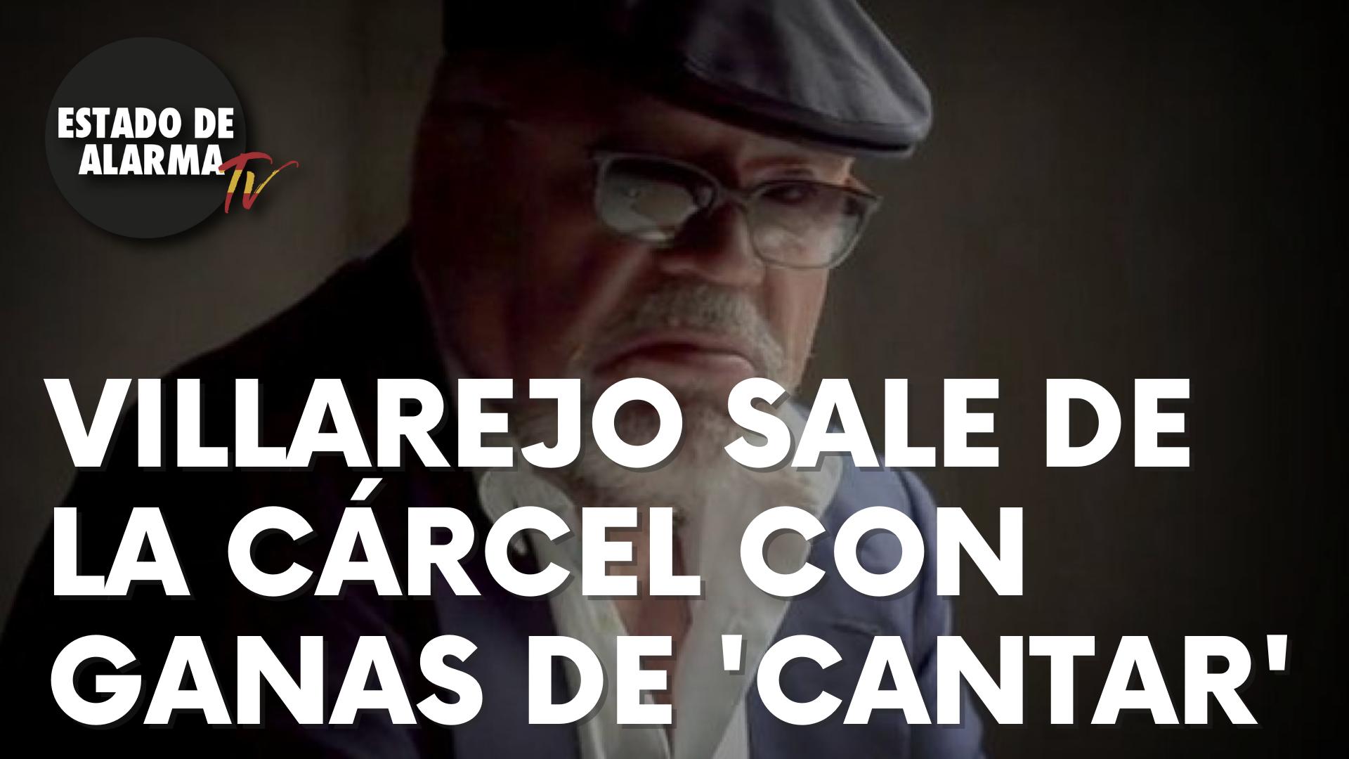 El excomisario Villarejo sale de la cárcel con ganas de 'cantar'