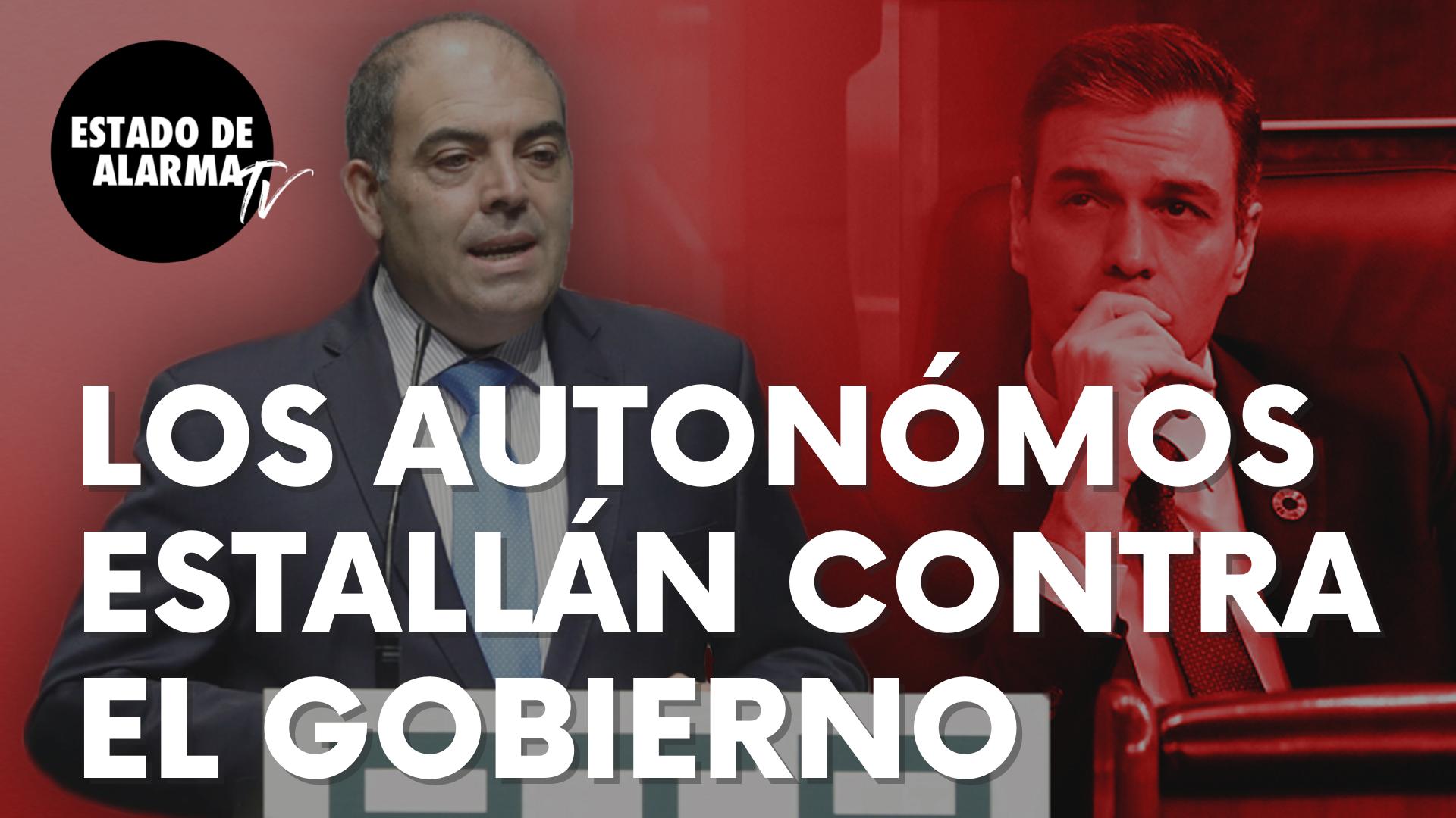 """Los autónomos estallan contra el Gobierno de Sánchez: """"Imposible acordar nada con el Gobierno"""""""