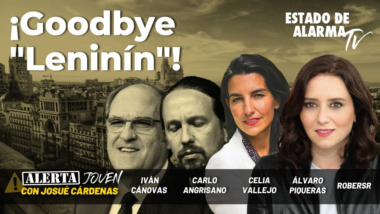 Alerta joven: ¡Goodbye,