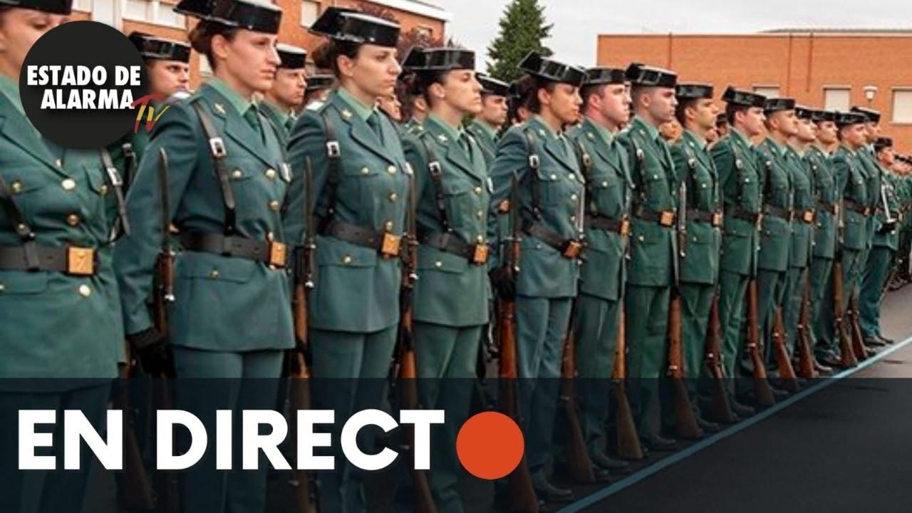 DIRECTO | Ministerio del Interior sobre Seguridad e Igualdad