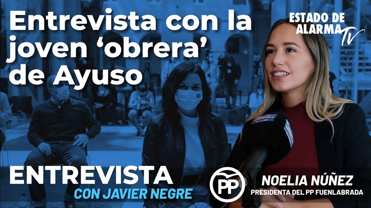 Entrevista a Noelia Núñez: Entrevista con la joven