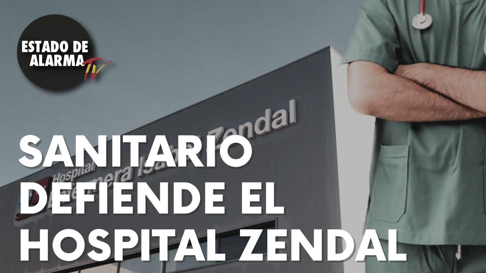 ¡BOOM! Sanitario defiende el ZENDAL: