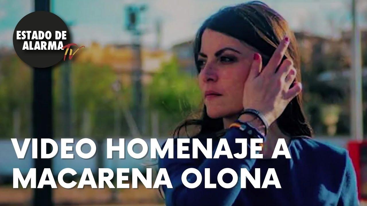 Video homenaje a Macarena Olona