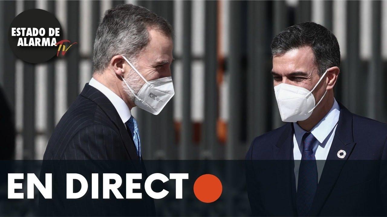 DIRECTO | Felipe VI y Pedro Sánchez visitan la fábrica de Seat en Martorell