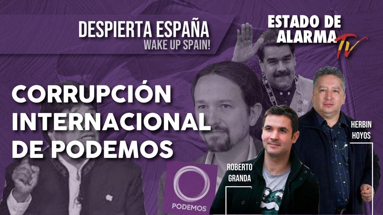 DESPIERTA ESPAÑA: Corrupción internacional de PODEMOS