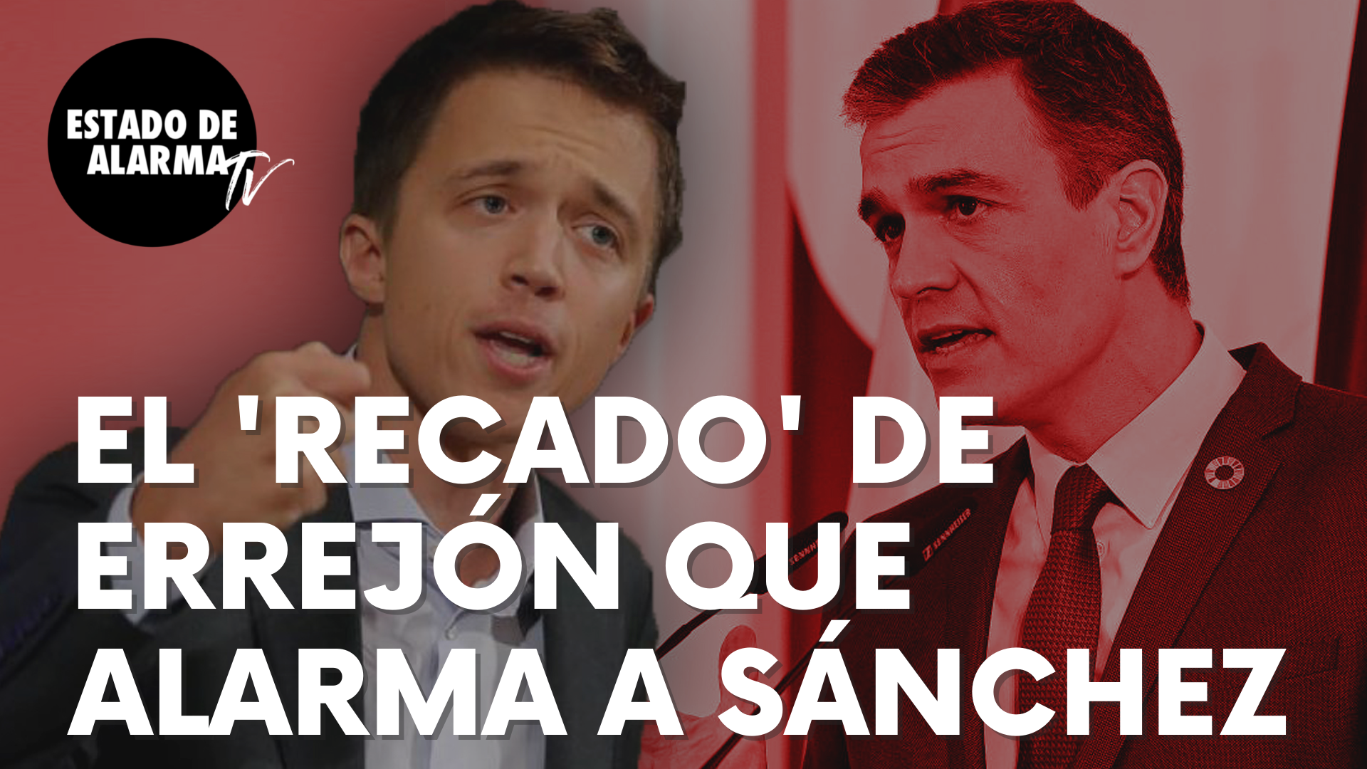 """El serio 'recado' de Íñigo Errejón que alarma a Pedro Sánchez: """"Tiene que dar argumentos"""""""