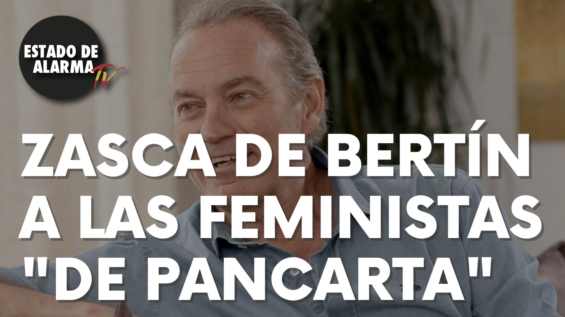 """Zasca de Bertín Osborne a las feministas """"de pancarta y subvencionadas"""""""