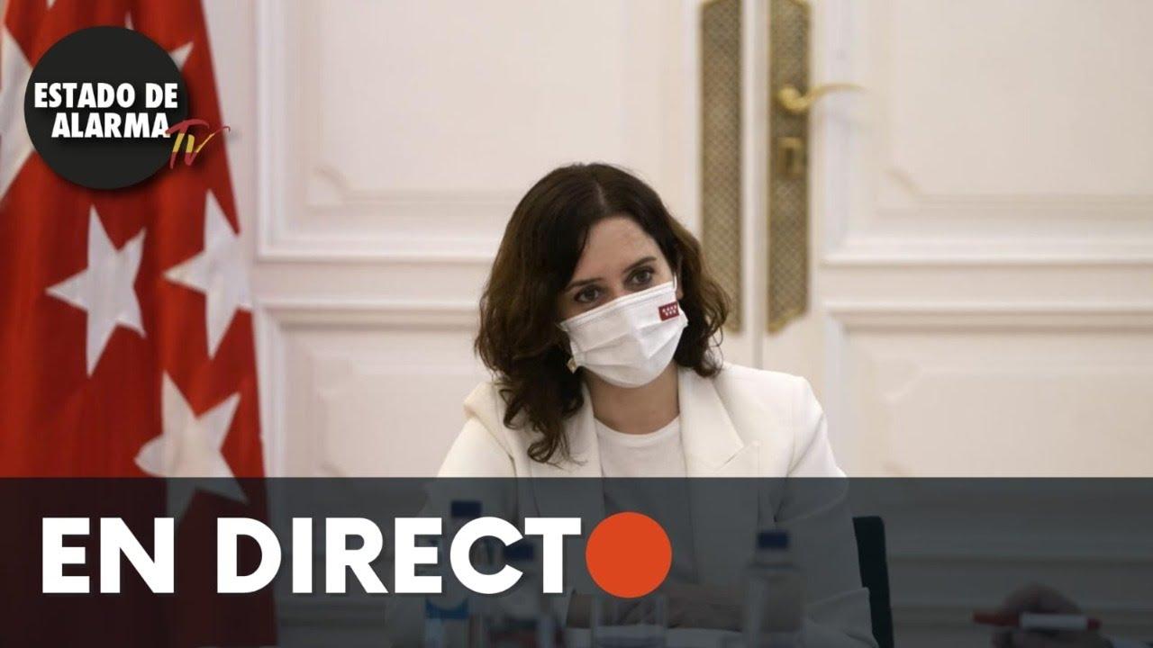 DIRECTO | Díaz Ayuso preside los actos oficiales en honor al 2 de Mayo, Día de la C. de Madrid