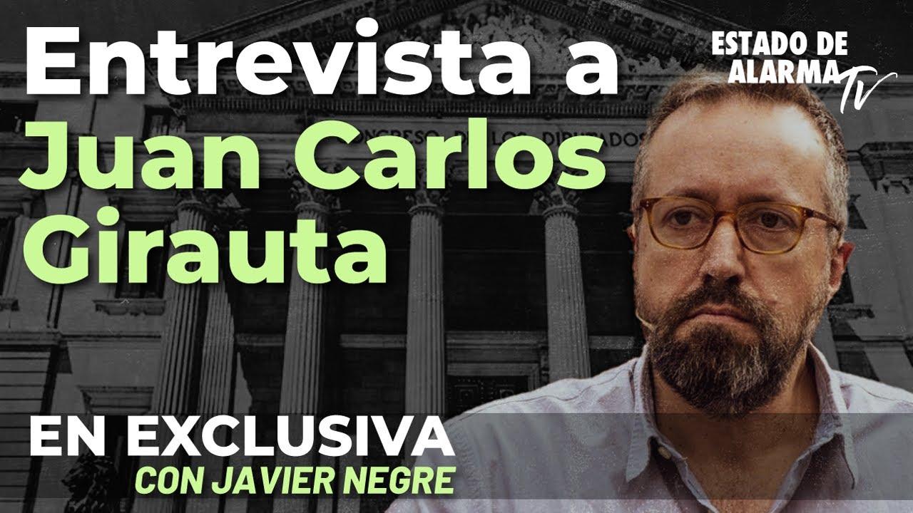 Entrevista a Juan Carlos Girauta. En Directo con Javier Negre