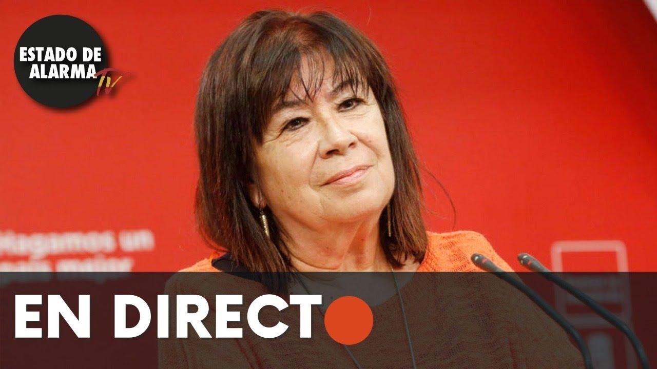 DIRECTO  I Rueda de Prensa PSOE tras la Ejecutiva Federal