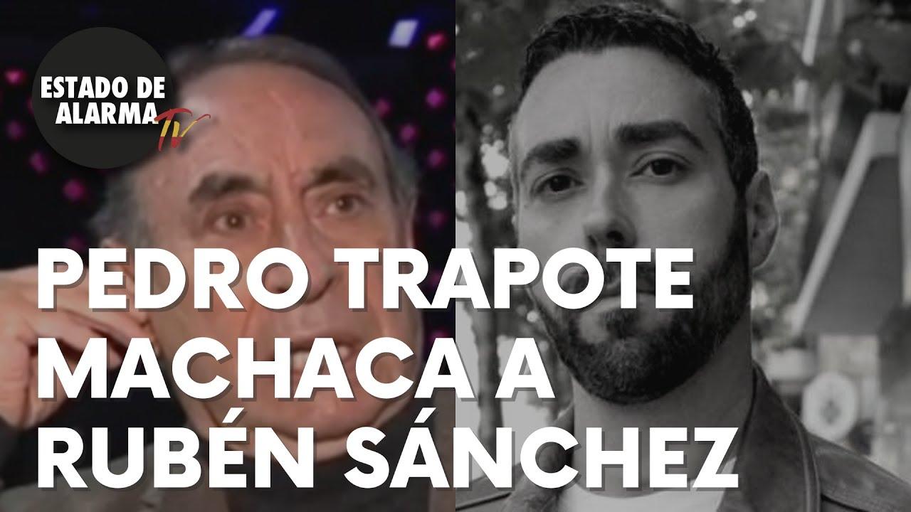 TRAPOTE (Teatro Barceló) MACHACA a RUBÉN SÁNCHEZ de FACUA