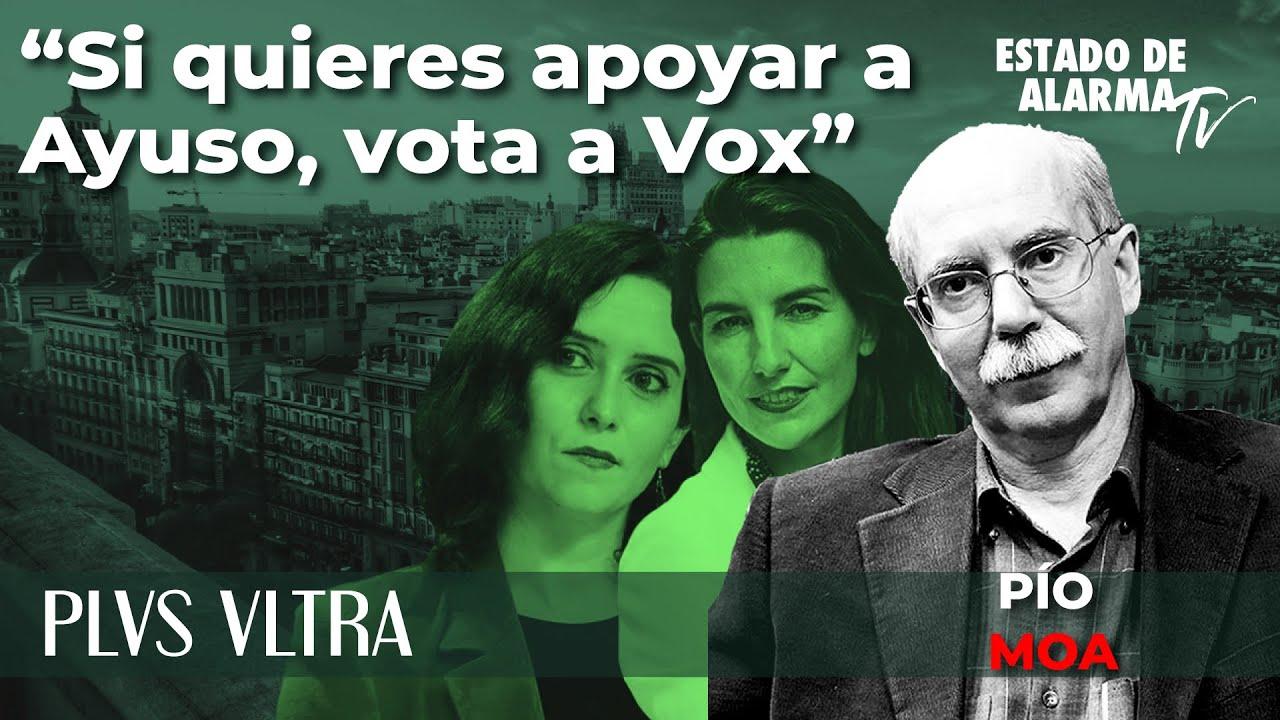 Plus Ultra con Pío Moa: