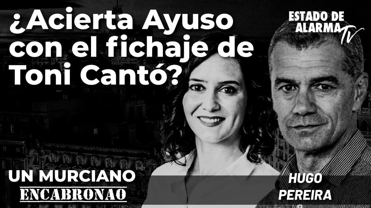 En Directo Un Murciano Encabronao: Las miserias de los cargos de Podemos; con Hugo Pereira