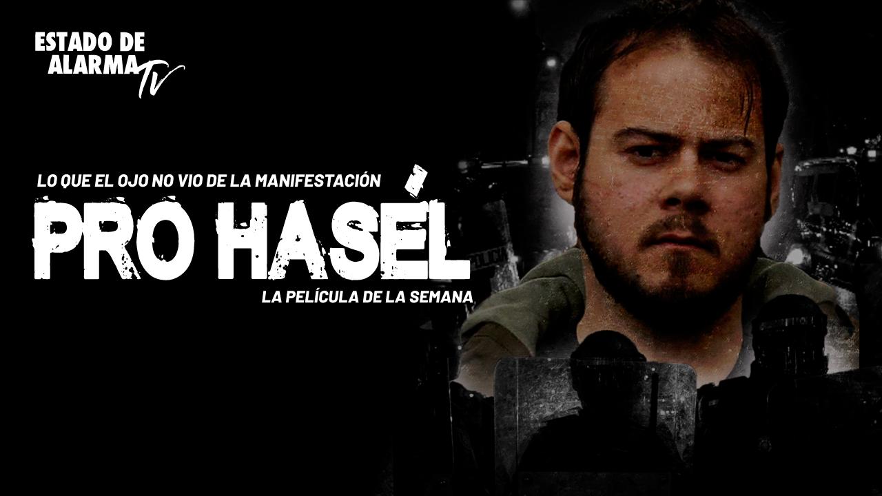 La película de la semana: Lo que el ojo no vio de la manifestación pro Hasél