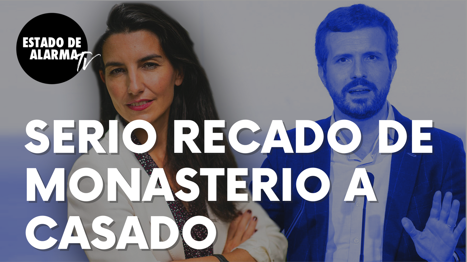 """El serio recado de Rocío Monasterio al líder del PP, Pablo Casado: """"No parece que lo tenga claro"""""""