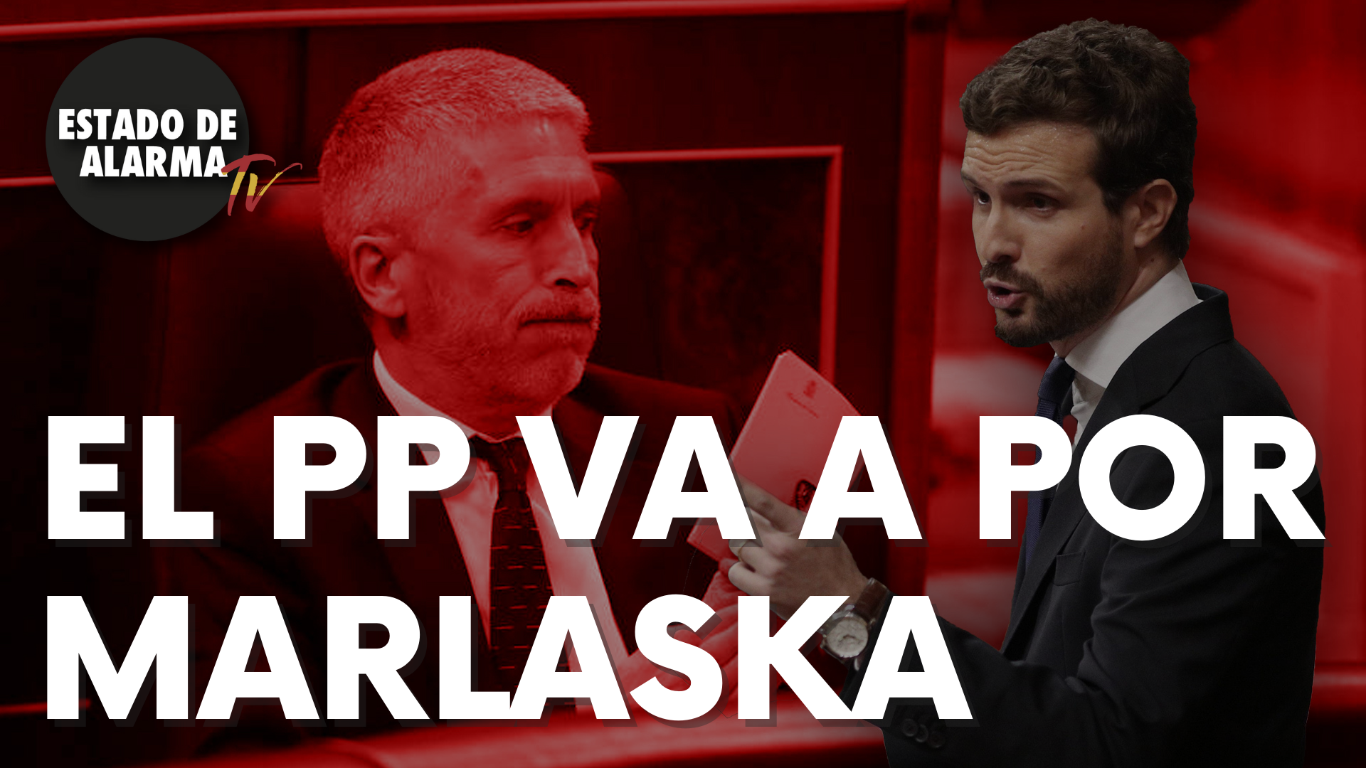 El PP va a por Marlaska