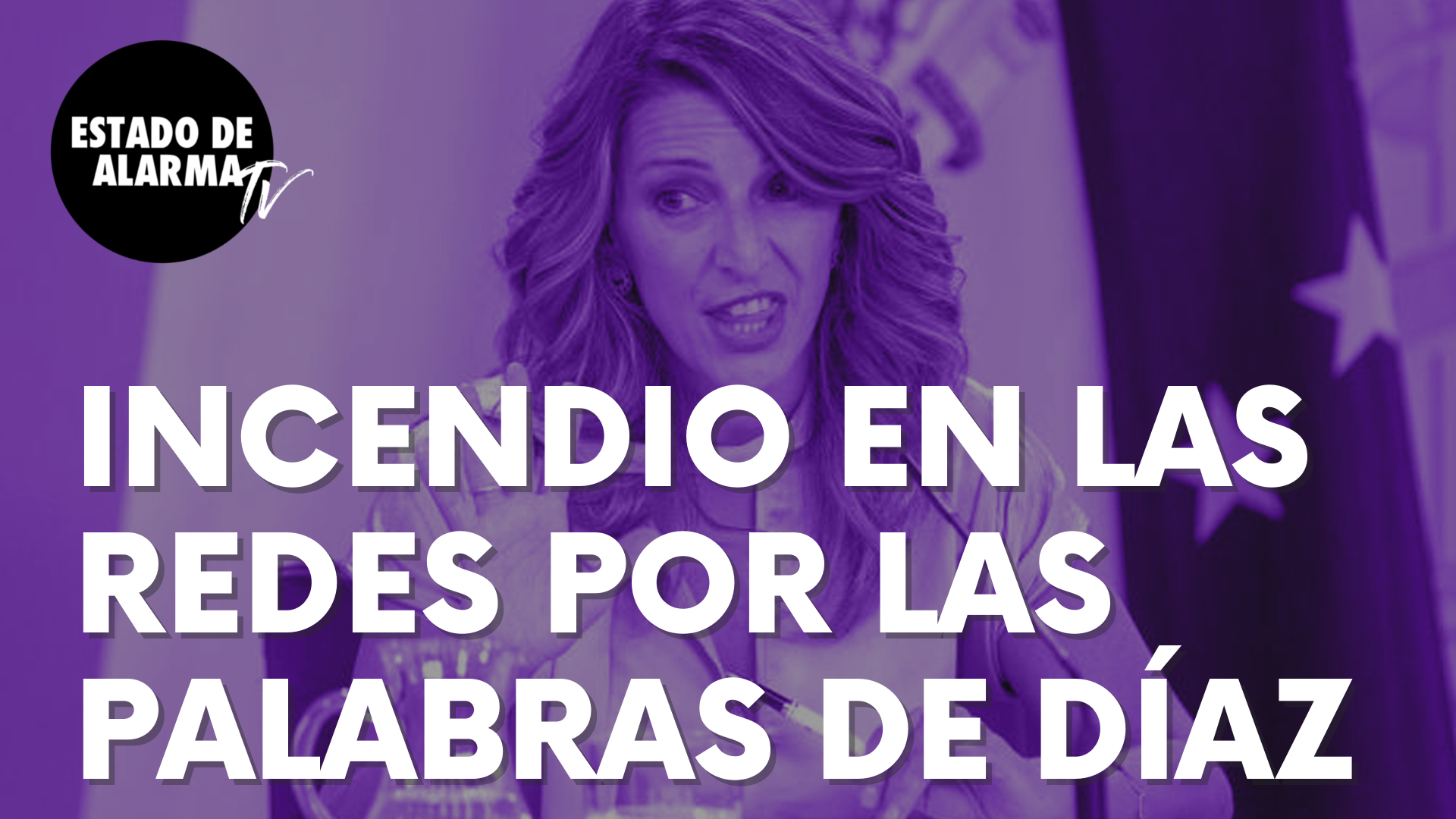 """Las palabras de la ministra de Trabajo, Yolanda Díaz, que incendian las redes: """"Empieza ahora"""""""