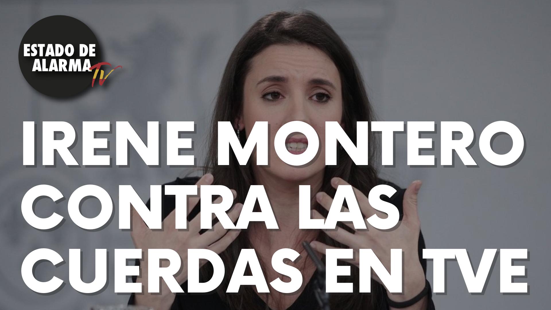 Una tertuliana pone a Irene Montero contra las cuerdas en TVE