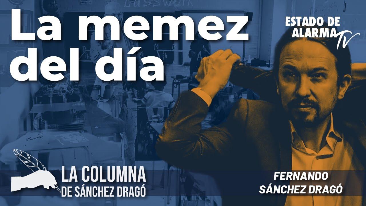 La columna de Sánchez Dragó: La memez del día
