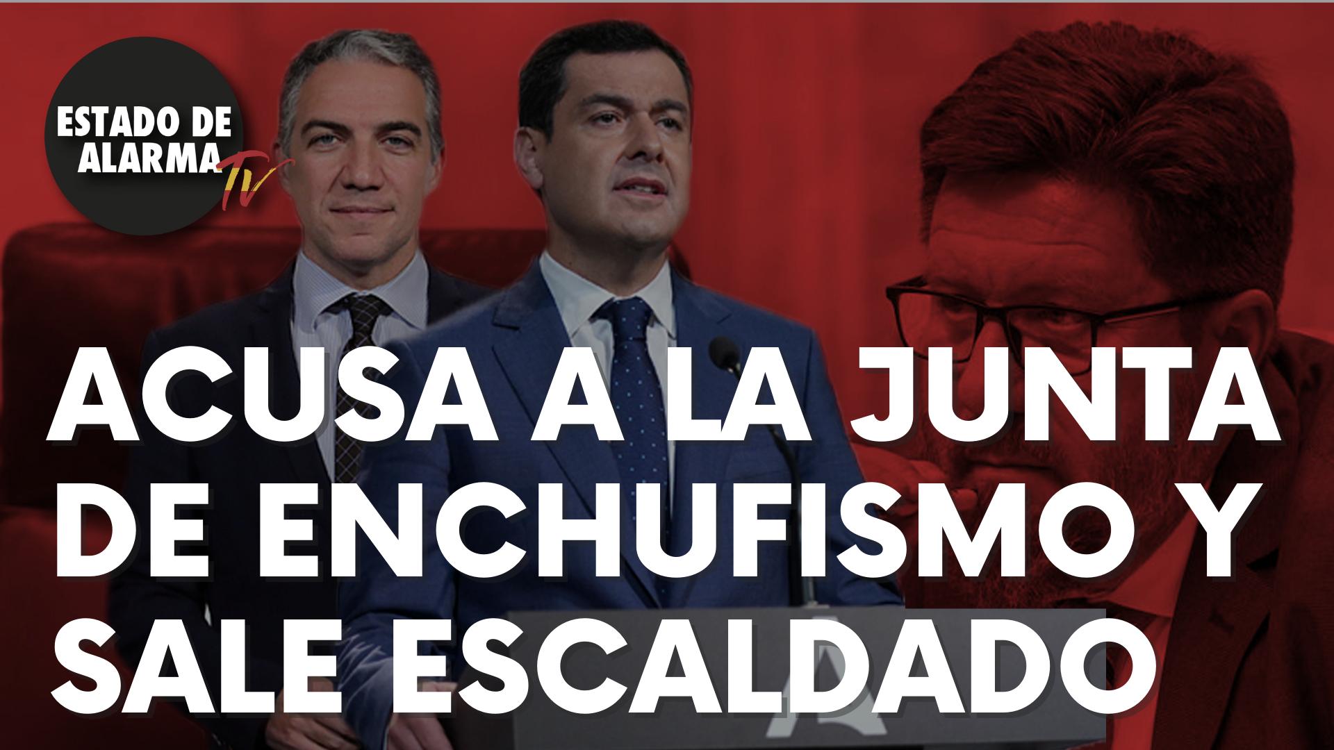 Diputado del PSOE acusa a la Junta de enchufismo y sale escaldado
