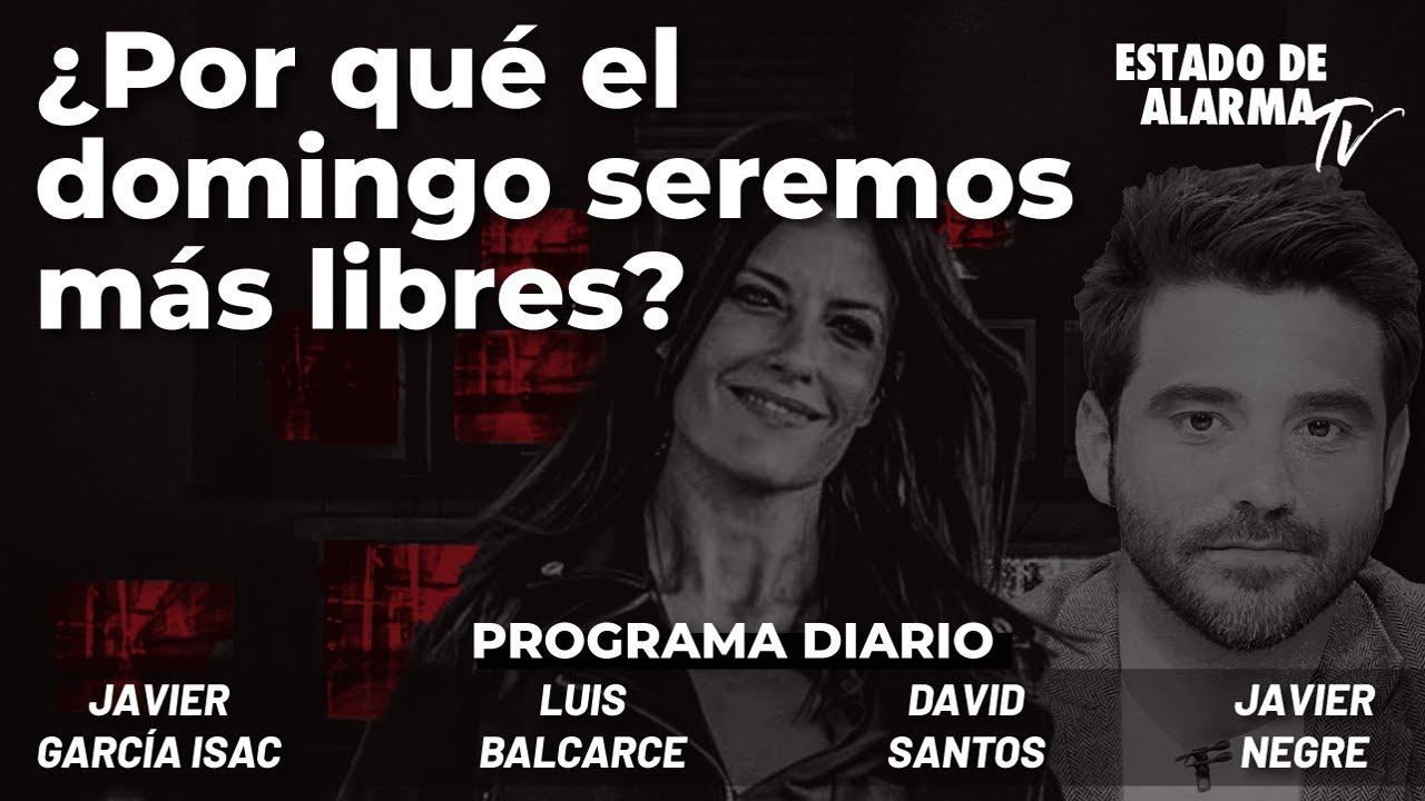 ¿Por qué el domingo seremos más libres? En Directo con Negre, Balcarce, Santos y García Isac
