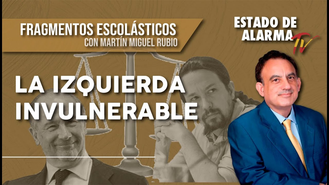 La IZQUIERDA INVULNERABLE