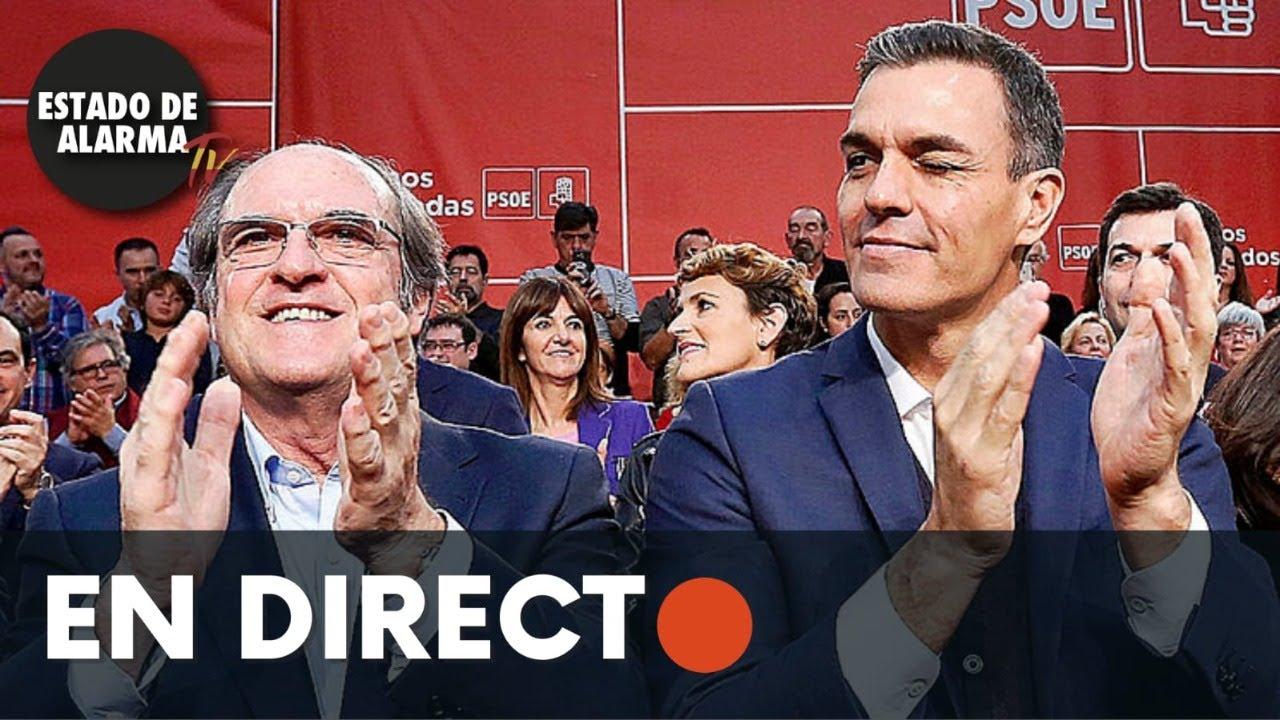 DIRECTO | Pedro Sánchez y Ángel Gabilondo en un acto sobre sostenibilidad y cambio climático