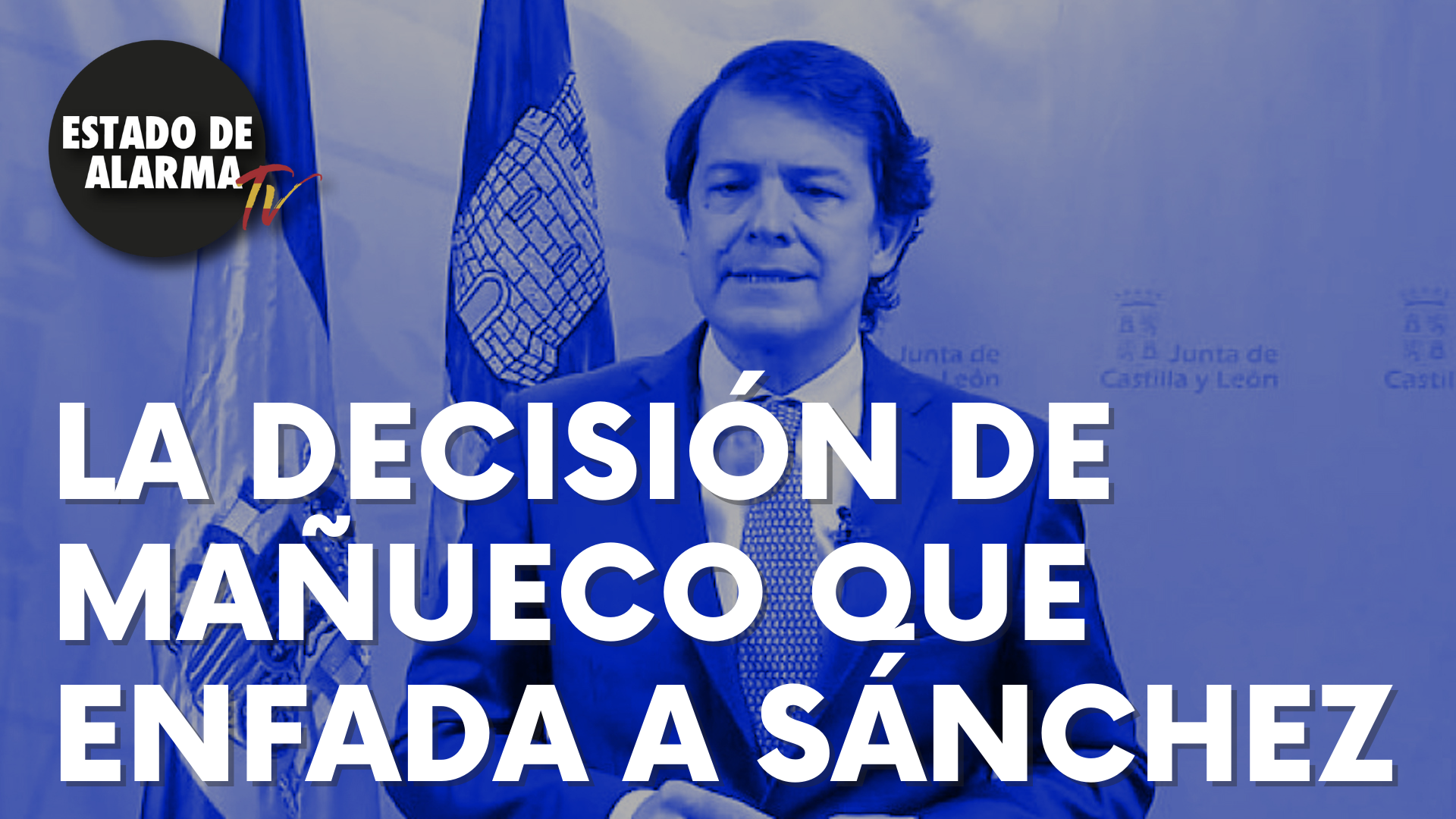 """La decisión adoptada por Alfonso Fernández Mañueco y que enfada a Sánchez: """"Círculo vicioso"""""""
