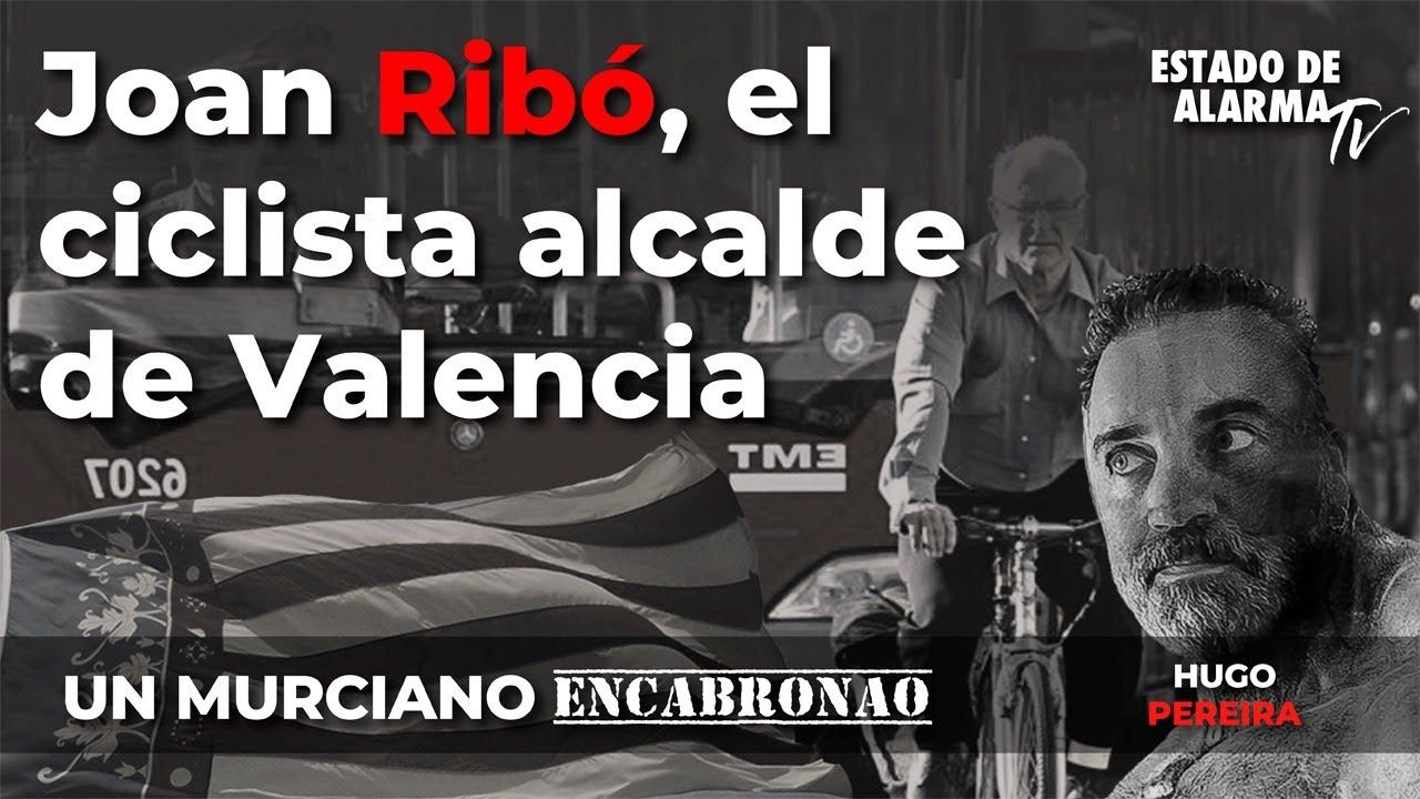 En Directo Un Murciano Encabronao con Hugo Pereira: Joan Ribó, el ciclista alcalde de Valencia