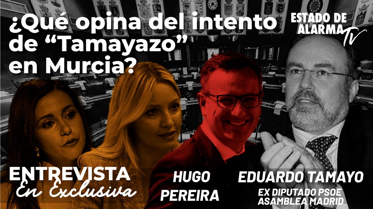 Entrevista a Eduardo Tamayo: ¿Qué opina del intento de