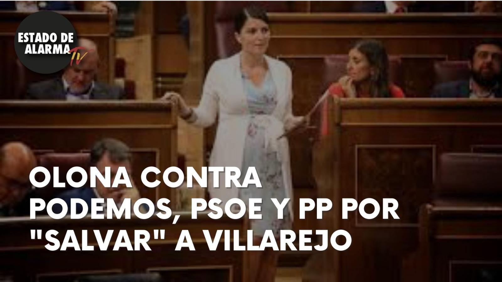 IOLONA CONTRA PODEMOS, PSOE Y PP POR
