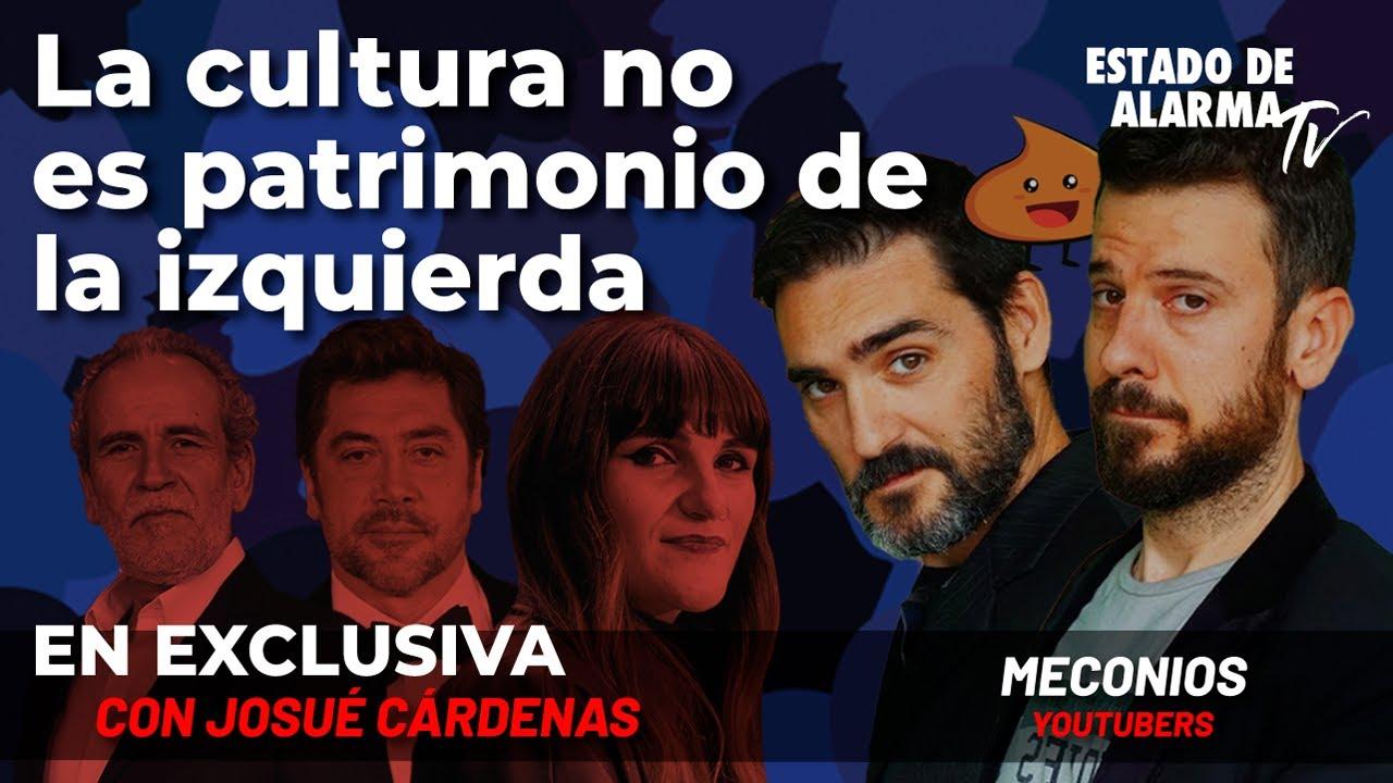 Entrevista a Los Meconios: La cultura no es patrimonio de la izquierda. Con Josué Cárdenas