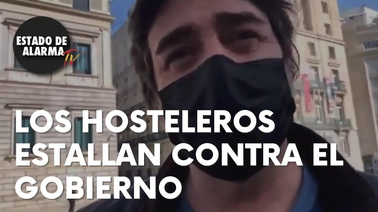 ¡Hostelero ARRUINADO pide AYUDA!