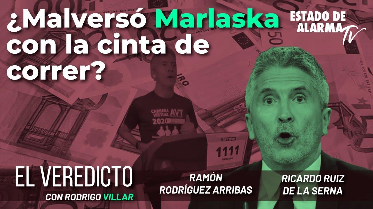 El Veredicto. ¿Malversó Marlaska con la cinta de correr? Con Villar, de la Serna y Rodríguez Arribas