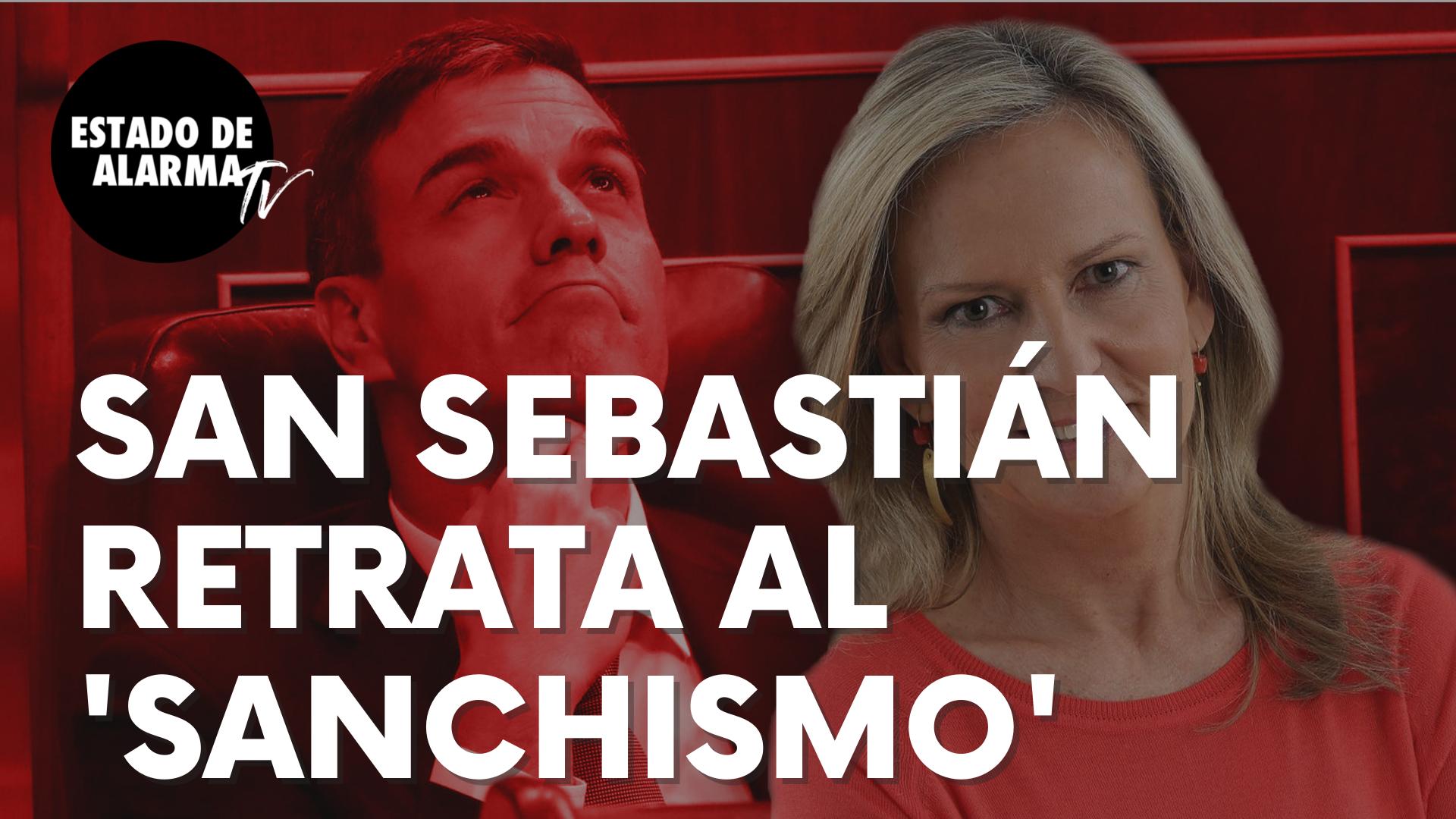 """La periodista Isabel San Sebastián retrata al 'sanchismo' tras el 4-M: """"Se aferra a la poltrona"""""""