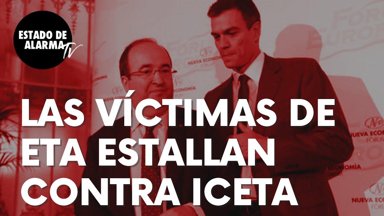 """Las bochornosas palabras del Iceta tras entregar al País Vasco las cárceles: """"Salda una deuda"""""""