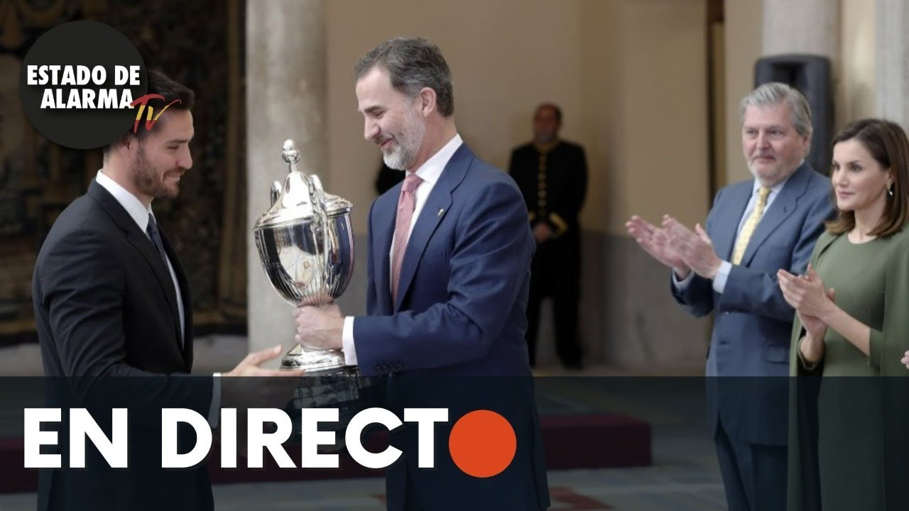DIRECTO | Casa Real entrega los Premios Nacionales del Deporte 2018