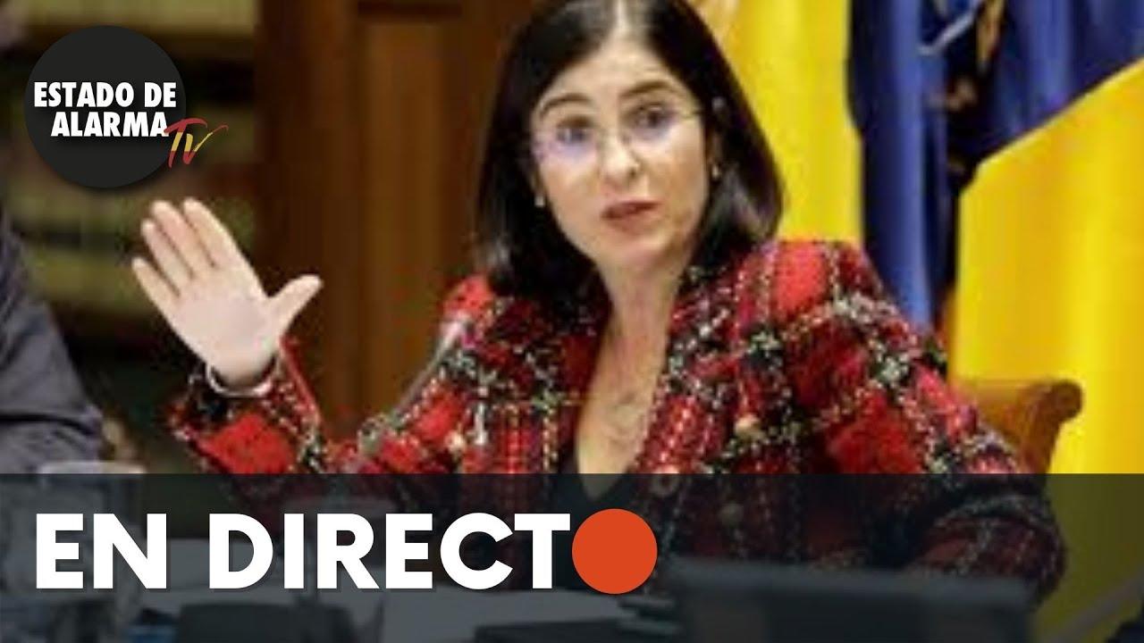 DIRECTO Rueda de prensa de Carolina Darias tras CONSEJO INTERTERRITORIAL de SALUD
