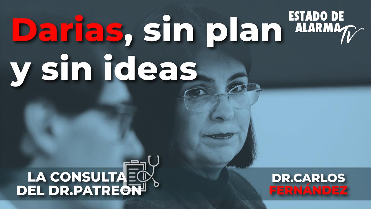 En Directo La Consulta del Dr. Patreon, con el Dr. Carlos Fernández