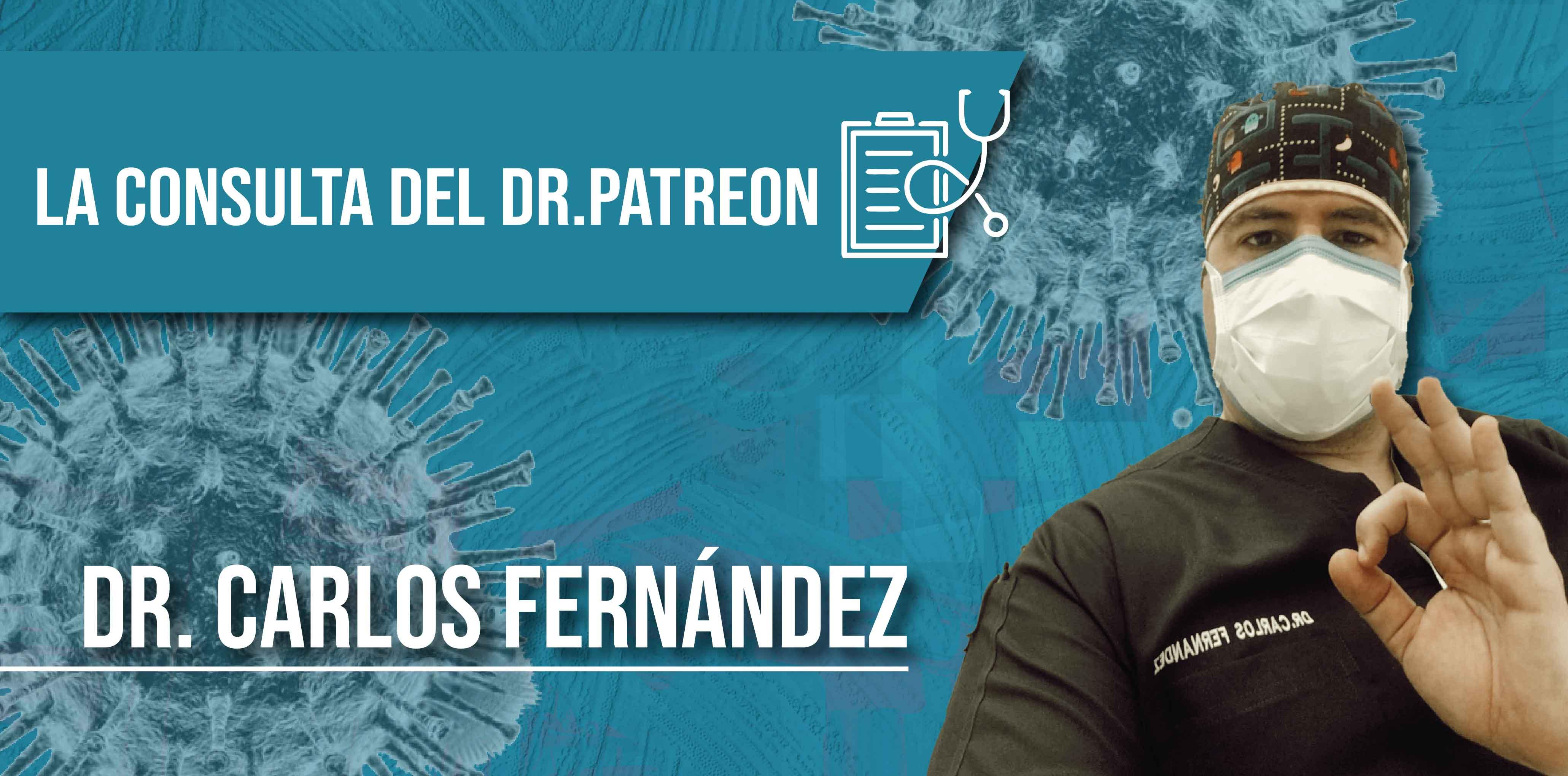 La Consulta del Dr. Patreon