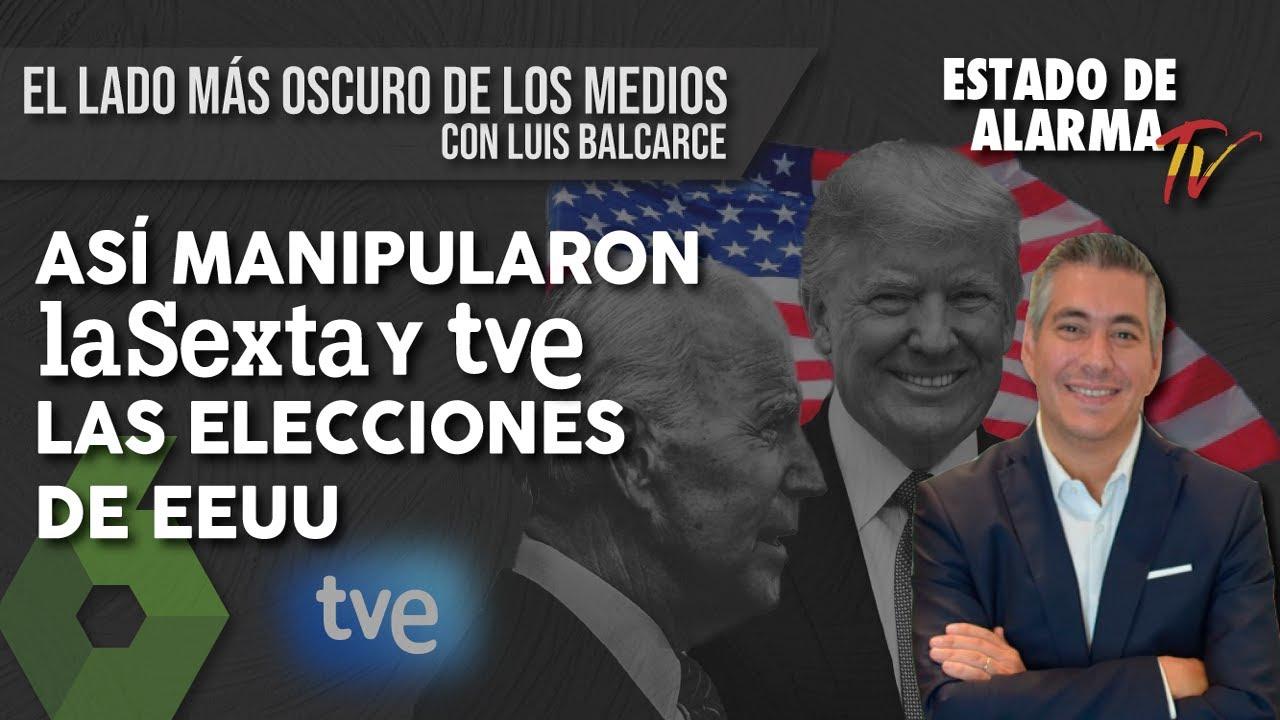 Así MANIPULARON LaSexta y TVE las ELECCIONES de EE.UU: El Lado Más Oscuro de los Medios
