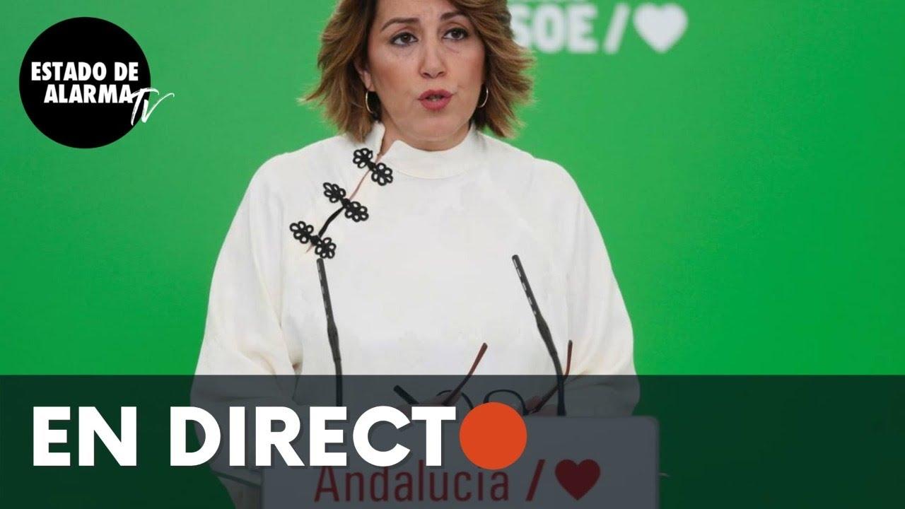 DIRECTO | Comparecencia de Susana Díaz de Ultima Hora
